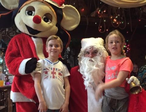 Kerst bij Kids City