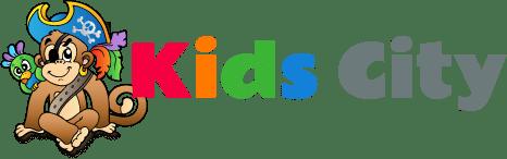 Logo Binnenspeeltuin Kids City Borne